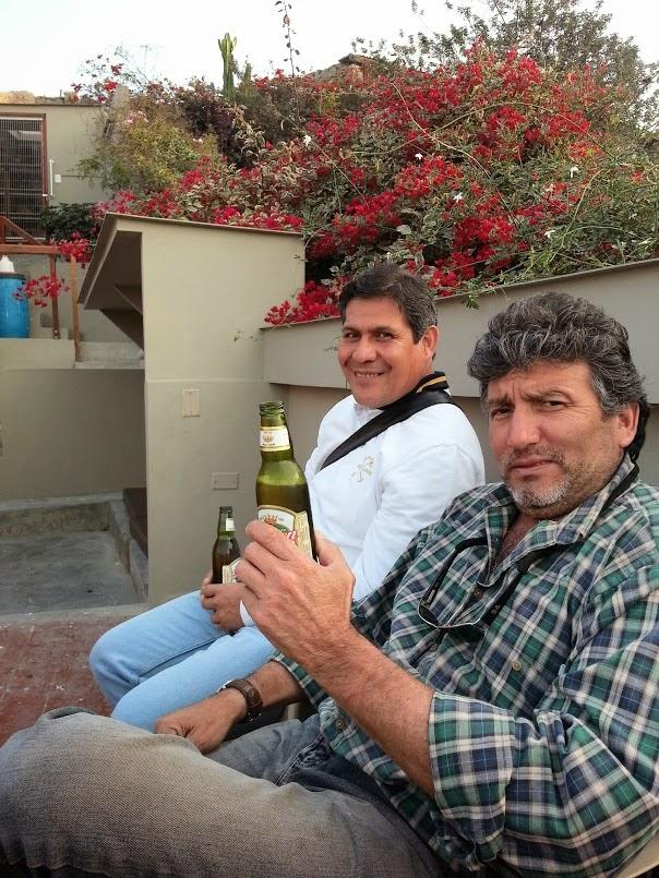 TOÑO e IVAN
