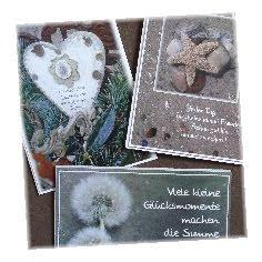 PPO-Carddesign / Grußkarten für alle Anlässe - eigenes Design von Petra