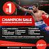 AirAsia P1 Champion Sale