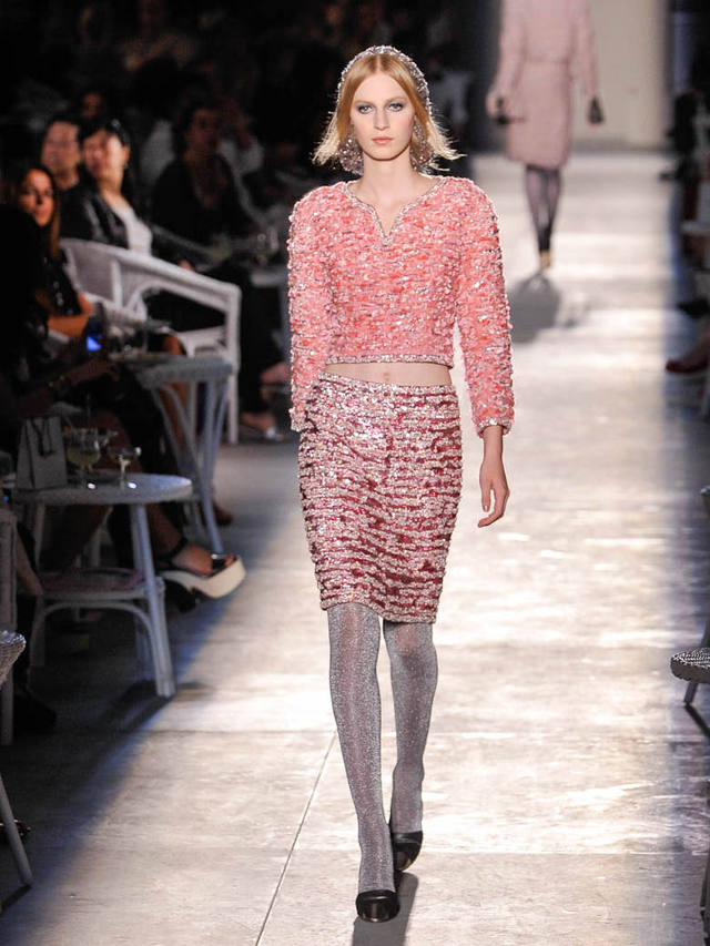 Chanel | Haute Couture Fall Winter 2012/2013
