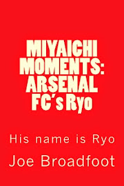 MIYAICHI MOMENTS: ARSENAL FC's RYO (Paperback)