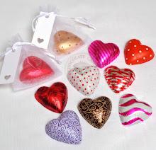 Recuerdos para Matrimonios y Aniversarios, Bombón Corazón 15 gr