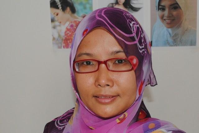 AnnaSha: Makeup tutorial untuk yang berkaca mata