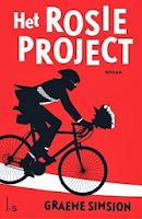 Het Rosie Project, Graeme Simsion