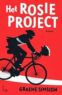 Het Rosie Project, Greame Simsion