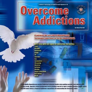 Overcome Addictions hypnotherapy CD by Glenn Harrold