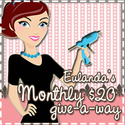 Monthly candy Eulanda Silvey