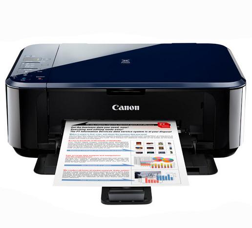 Canon Pixma E500 Printer Driver