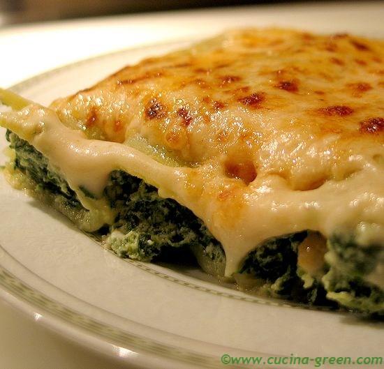 I cannelloni vegetariani ricetta veloce