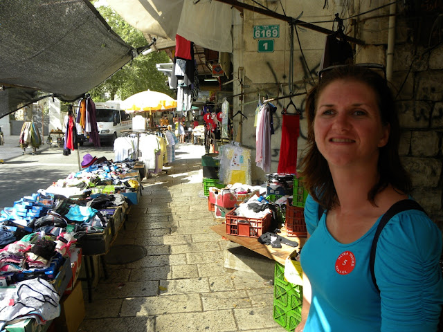 Shopping in the Nazareth