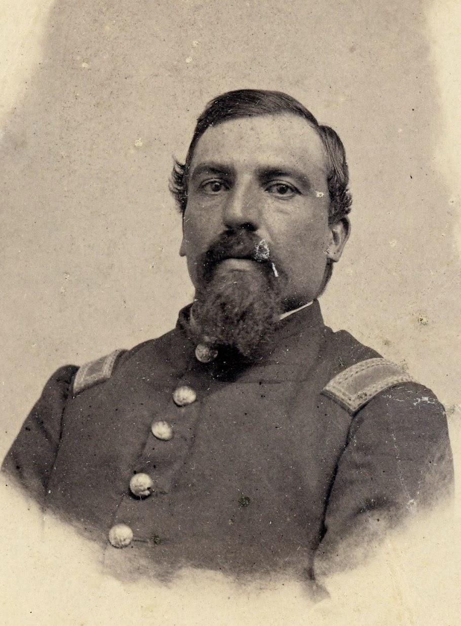 Captain Benjamin B. Schuck