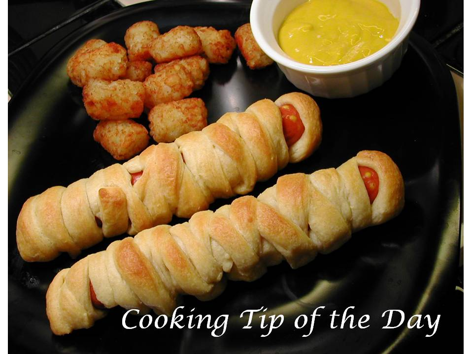 Cooking tip of the day quick and easy halloween treats for Quick and easy halloween treats to make