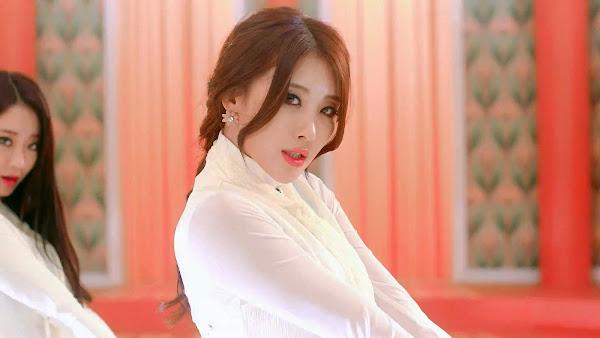 9muses Hyeona Drama