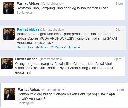 Tweet Farhat Abbas