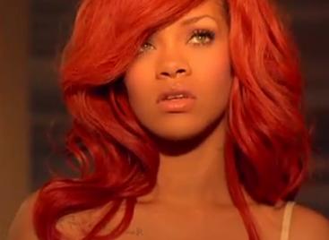 Rihanna:I love her music