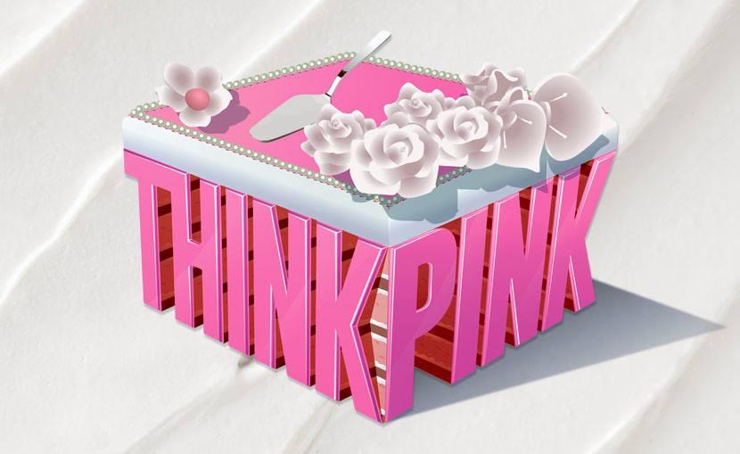 Katrine ~ think pink