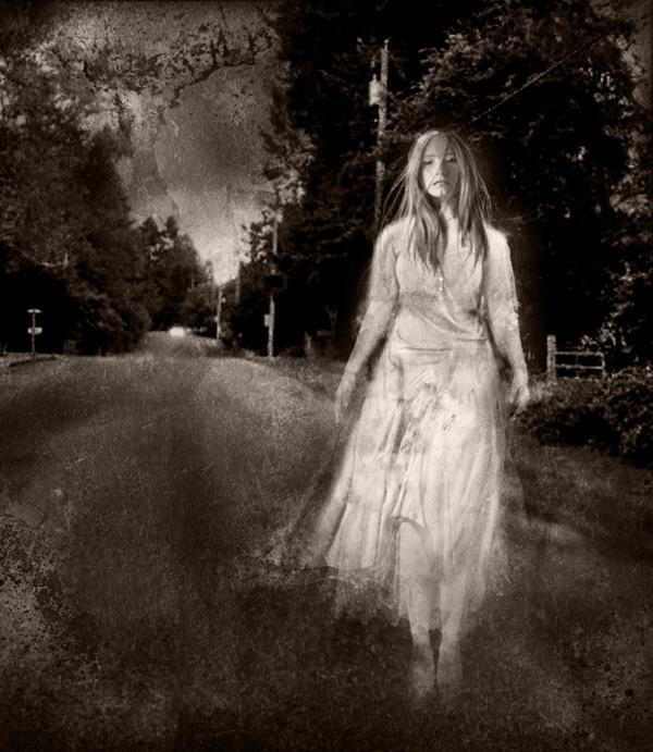 Edward Pun Art Blog The White Lady