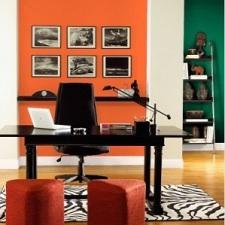 Imbiancare casa idee abbinamento colori idee per imbiancare la parete con due o pi colori - Idee x imbiancare casa ...