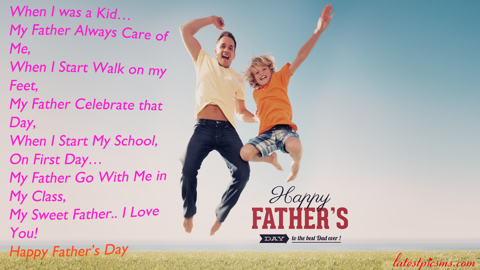 happy fathers day quotes hd pics