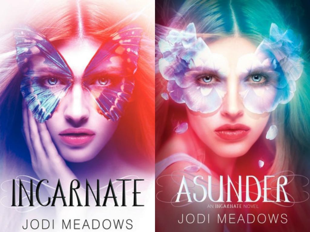 The A P Book Club Asunder Newsoul 2 By Jodi Meadows border=