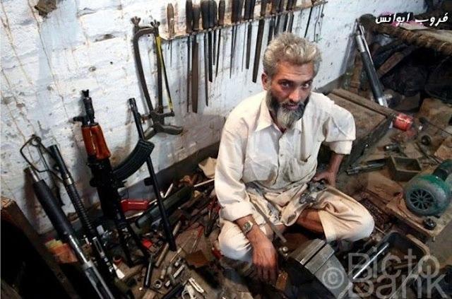 Mataleone oficinas clandestinas de armas no paquist o for Oficina armas