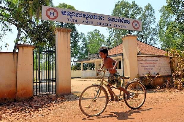 Gesundheitsversorgung Kambodscha