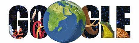 جوجل تحتفل اليوم بيوم الارض العالمي