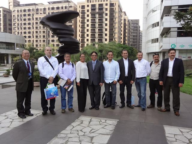 墨西哥高科技產業聚落訪問團參訪
