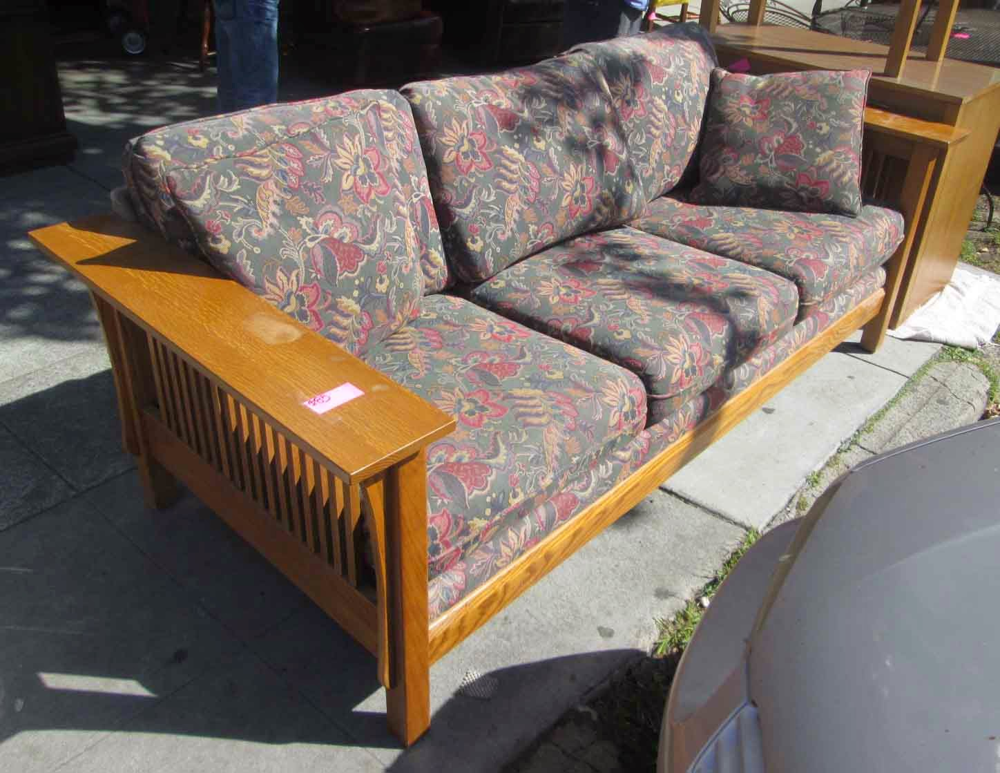 Uhuru Furniture Collectibles Sold Basset Mission Style