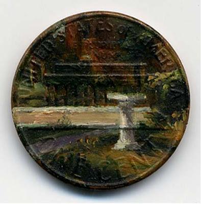 لوحات زيتية دقيقة ومدهشة على العملات المعدنية الصغيرة  167346_2_600