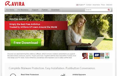 Avira Antivir Personal, Anti virus