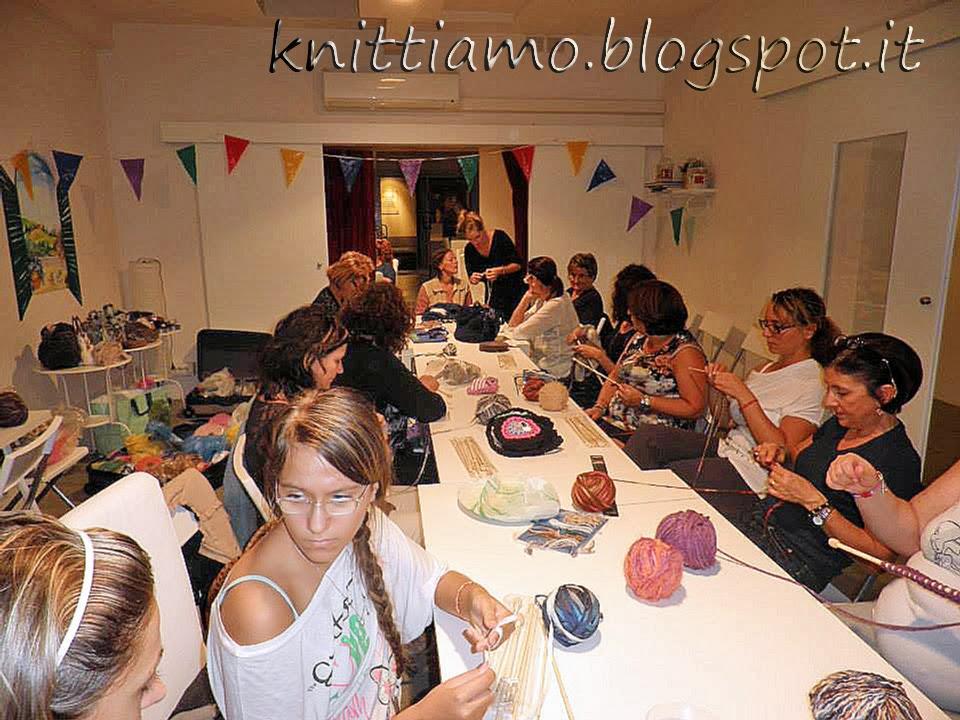 Knittiamo a Dadartè