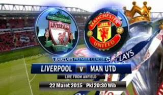 Jadwal Liverpool vs Mu