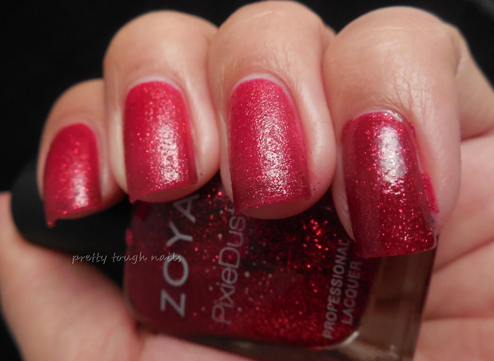 Zoya Pixie Dust Chyna ::pretty::tough::nails...