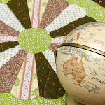 Quilt Around The World II