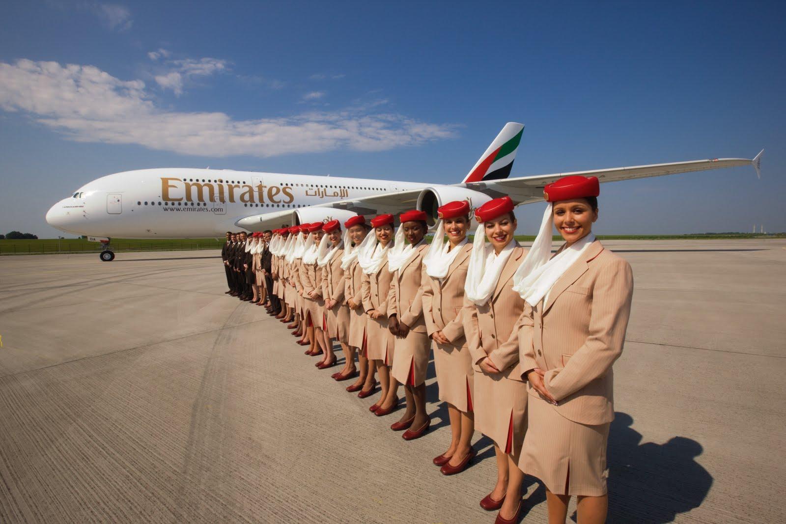 emirates air: