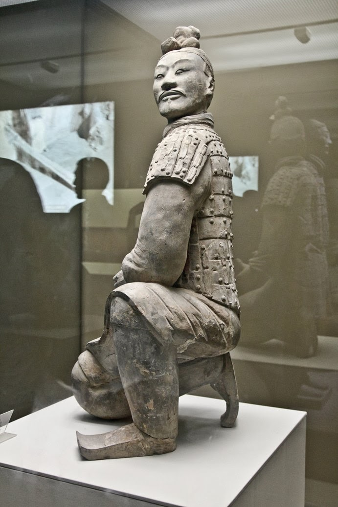 warrior china