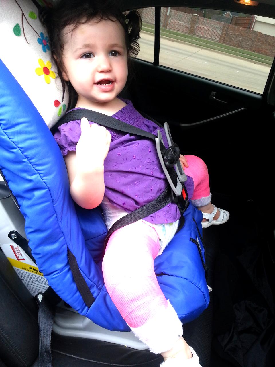 Children S Hospital Free Car Seat