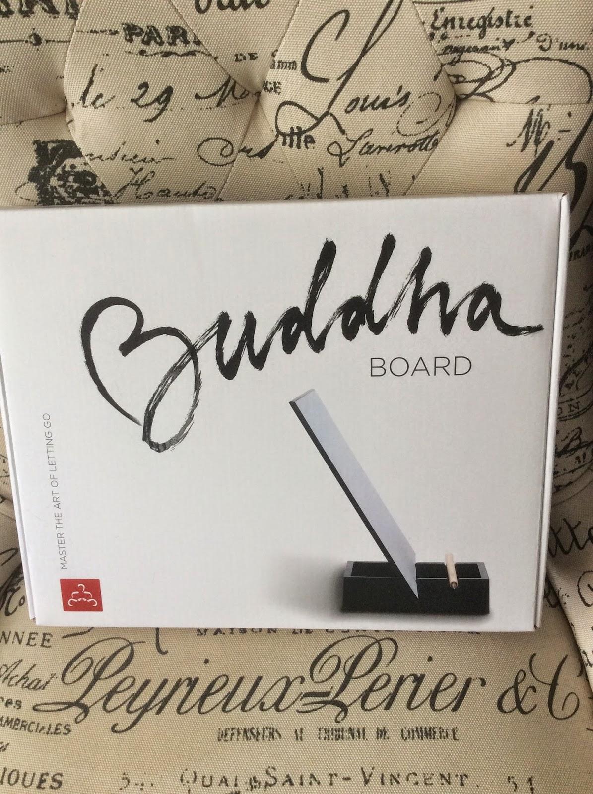 how to make a buddha board