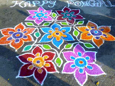 Beautiful Rangoli Designs & Patterns For Diwali !