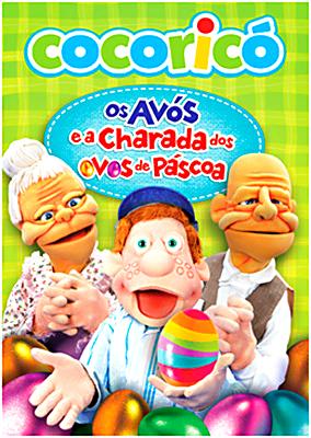 Filme Poster Cocoricó – Os Avós e a Charada dos Ovos de Páscoa DVDRip XviD & RMVB Nacional