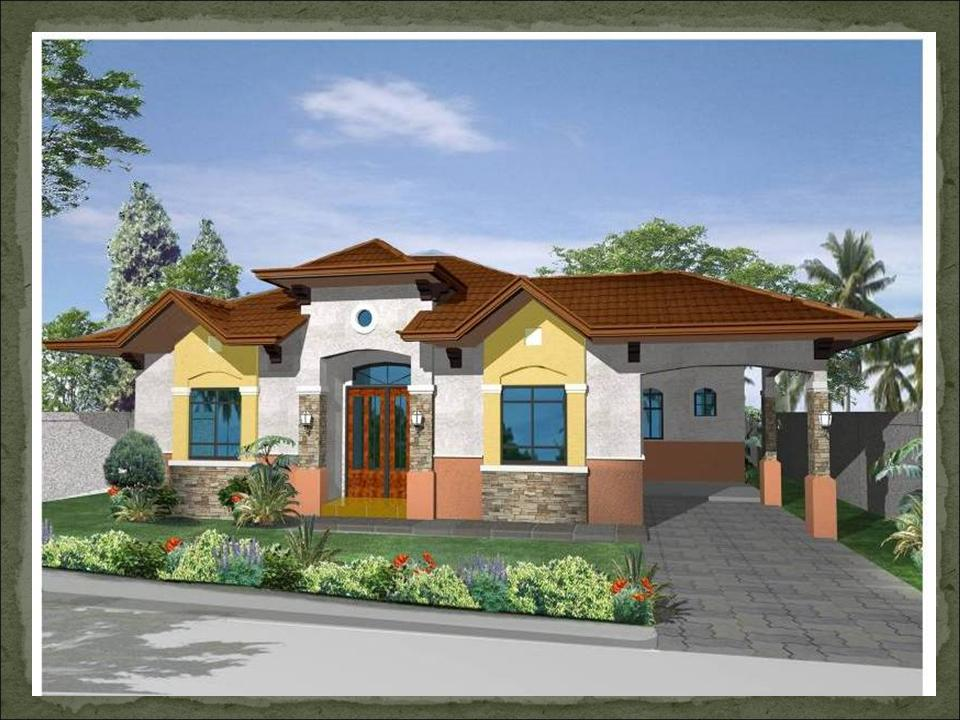 Kimora dream home design of lb lapuz architects builders for Philippine houses design pictures