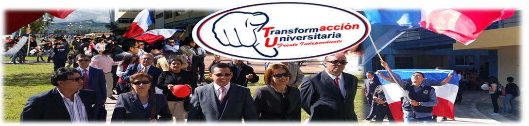 Transformacción Universitaria