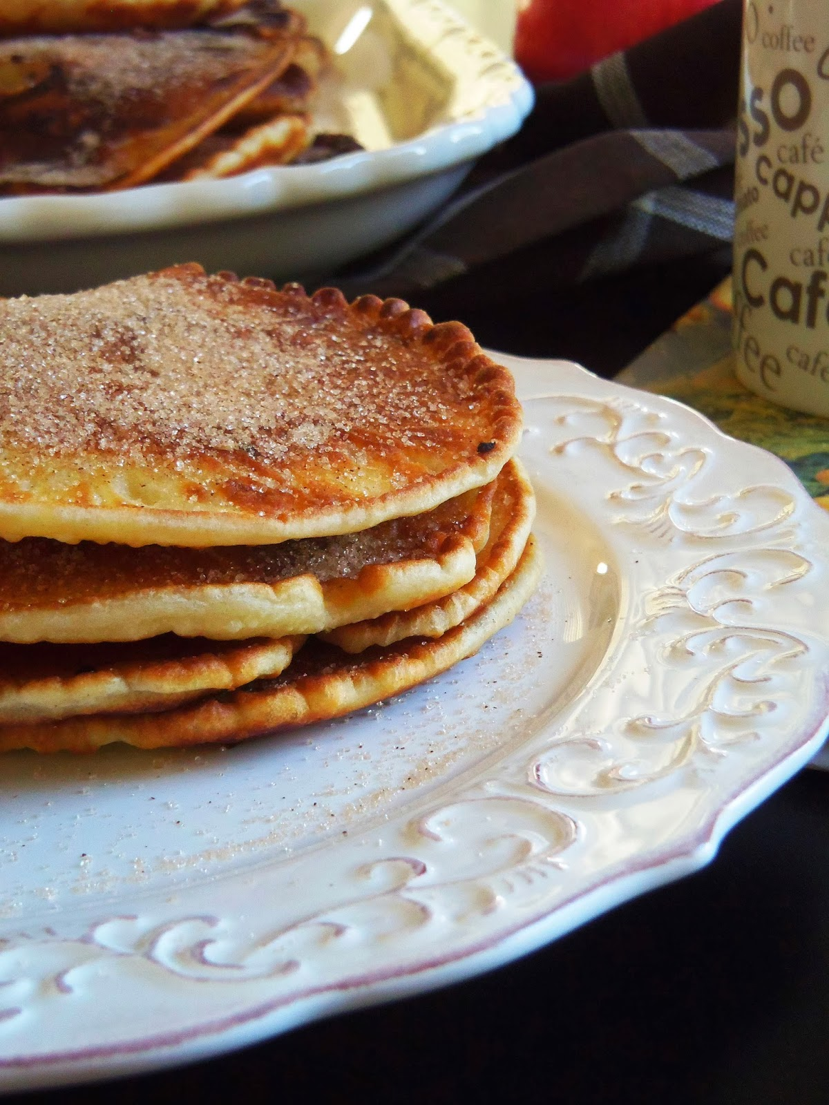 ... apple sabzi apple cooked in mild spices with coconut pancakes