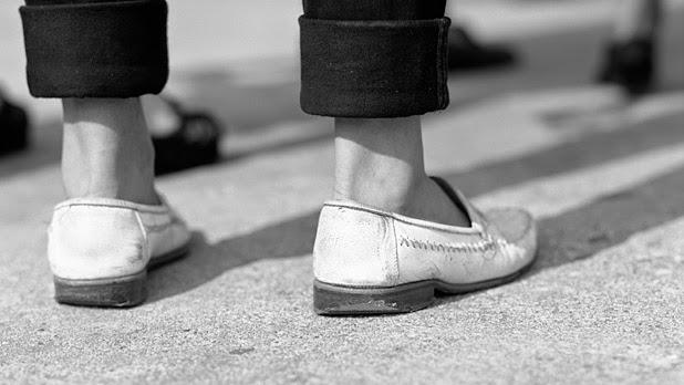 Avoid Socks In The Summer