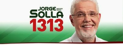 Seu Federal é 1313 Jorge Solla
