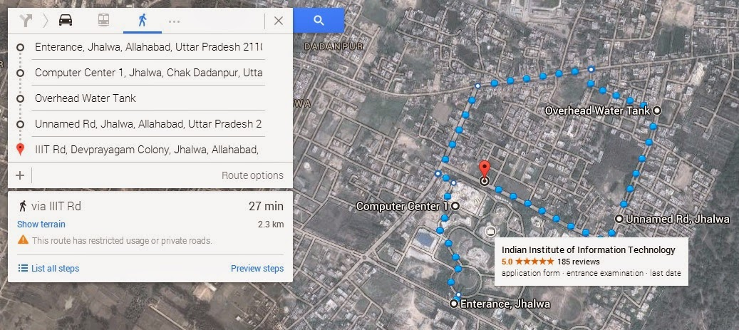 how to use the new google maps
