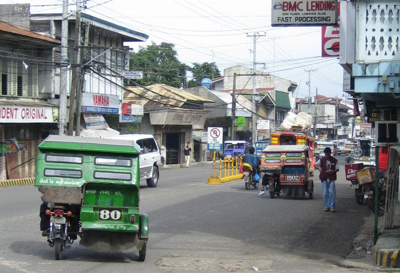 Tagbilaran City Philippines  city images : Tagbilaran City, Bohol Holy Tricycles