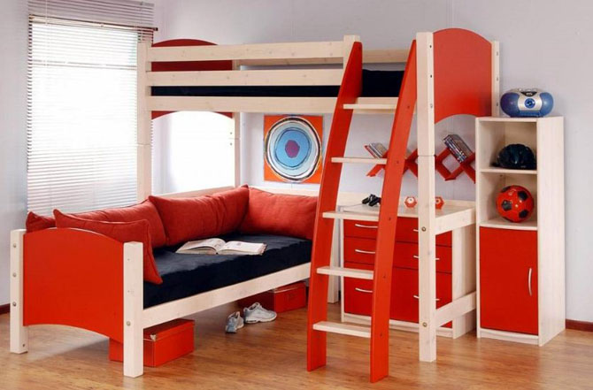 Forum::Fun Things and Places::Re:20 Ideas to Revamp your Kid's Room