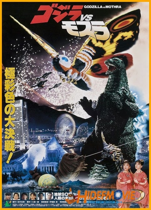 [ดูหนังHDออนไลน์] Godzilla and Mothra 1992  ก็อตซิลล่า ปะทะ ม็อททร่า ศึก 3 อสูรสัตว์ประหลาด  [พากย์ไทย]
